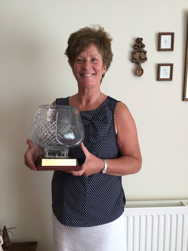 Lady Captain Shines in Eisteddfod